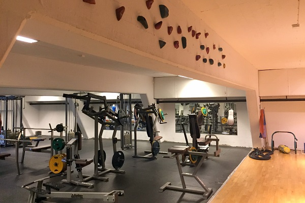 gym till salu stockholm
